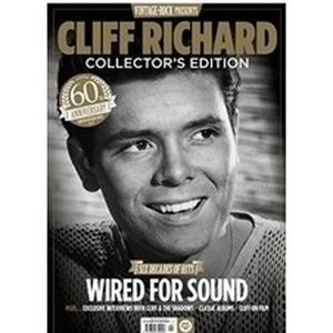 SLIGHTLY DAMAGED - CLIFF RICHARD - INC THE SHADOWS - 60TH ANNIVERSARY MAGAZINE