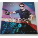 CLIFF RICHARD 2017 'JUST FABULOUS' TOUR BROCHURE