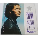 "CLIFF RICHARD 1989 ""THE EVENT"" WEMBLEY CONCERT BROCHURE"