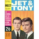"""MEET JET & TONY""   RARE BOOK"