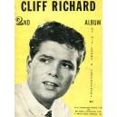 CLIFF 2ND ALBUM OF HIT SONGS FOLIO