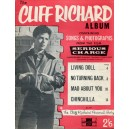 """CLIFF RICHARD """"SERIOUS CHARGE"""" MUSIC ALBUM"""