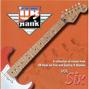 UB HANK VOL 6 - BACKING TRACK CD WITH COMPLETE TAB SET