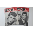 POP WEEKLY MAGAZINES Issues 22 & 27 (1964)