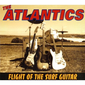 ATLANTICS - FLIGHT OF THE SURF GUITAR - CD - IMPORT