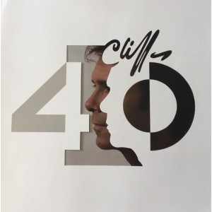 CLIFF RICHARD - 40TH ANNIVERSARY - PROGRAMME - TOUR BROCHURE