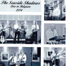 THE SEASIDE SHADOWS - LIVE IN BELGIUM - CD - PETE KORVING - IMPORT