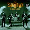 THE SHADOWS - 40 GOLDEN CLASSICS - 2LP SET IMPORT