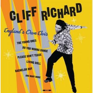 CLIFF RICHARD - ENGLANDS OWN ELVIS - LP