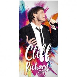 CLIFF RICHARD - 2019 POCKET DIARY