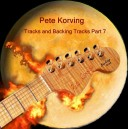 PETE KORVING - VOLUME 7 - BACKING TRACK CD - IMPORT