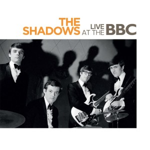 THE SHADOWS - LIVE AT THE BBC - 65 - 73 - CD