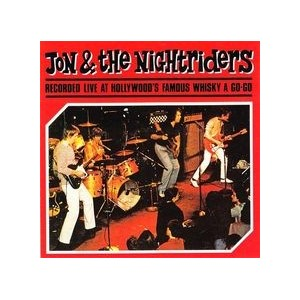 JON AND THE NIGHTRIDERS - CD IMPORT