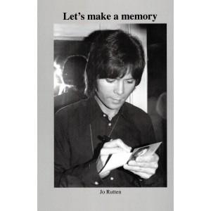 LETS MAKE A MEMORY - JO RUTTEN - CLIFF RICHARD