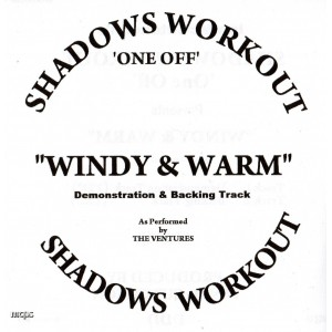 IAN MCCUTCHEON - WINDY & WARM - 2 TRACK BACKING TRACK - CD