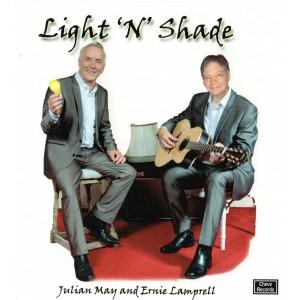 JULIAN MAY & ERNIE LAMPRELL - LIGHT 'N' SHADE - CD