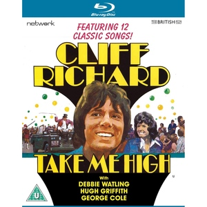 CLIFF RICHARD - TAKE ME HIGH - BLURAY