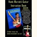 HANK MARVIN'S GUITAR TUTOR + 2 CDs by Hank himself.