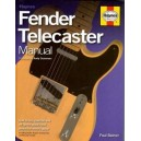 BOOK - FENDER TELECASTER MANUAL