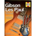 BOOK - HAYNES GIBSON LES PAUL GUITAR MANUAL