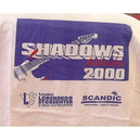 SHADOWS FESTIVAL IN NORWAY 2000 – WHITE SHORT SLEEVED T-SHIRT