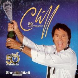 """""""50TH ANNIVERSARY – CLIFF""""  8 track Promo CD"""