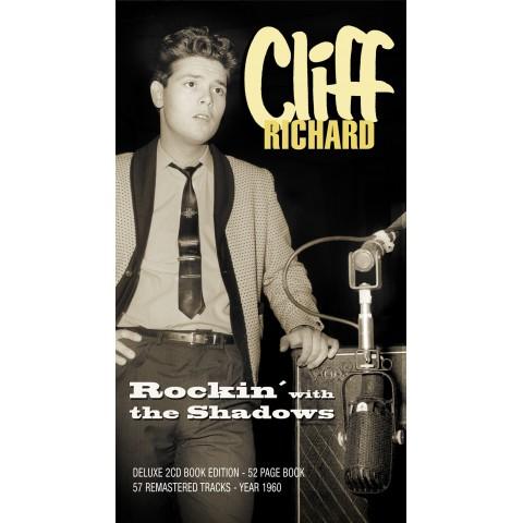 CLIFF RICHARD - ROCKIN WITH THE SHADOWS - 2 CD