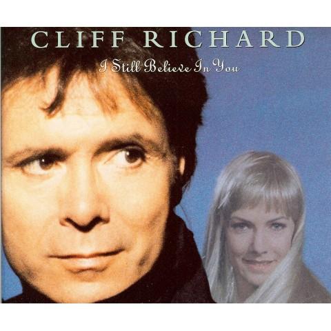 CLIFF RICHARD - I STILL BELIEVE IN YOU -  CD SINGLE