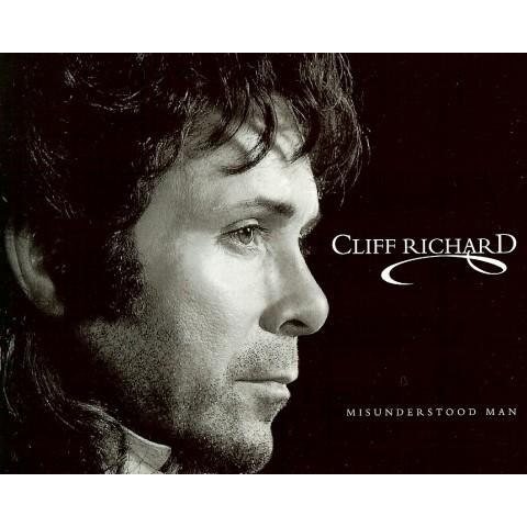 CLIFF RICHARD - MISUNDERSTOOD MAN -  CD SINGLE
