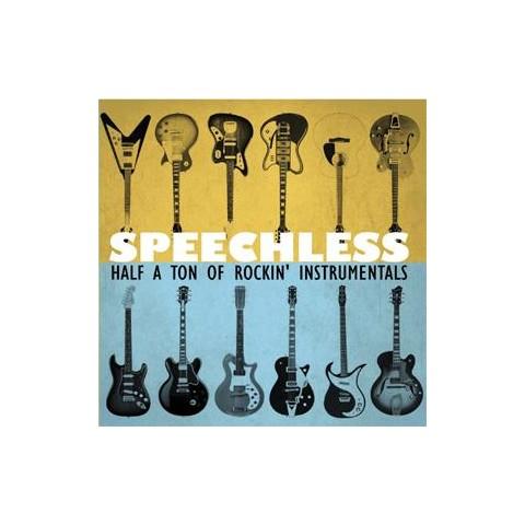 Speechless – Half A Ton Of Rockin' Instrumentals