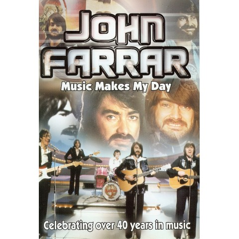 John Farrar 'Music Makes My Day- Celebrating 40 Years In The Business'