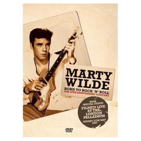 Marty Wilde - Born to Rock & Roll - DVD
