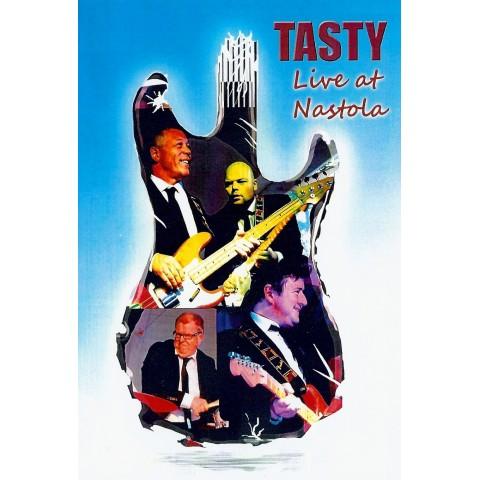 """TASTY  Live at Nastola (Finland)""  DVD"