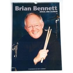 BRIAN BENNETT 2006 CALENDAR