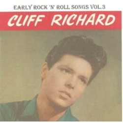 CLIFF RICHARD (with The Shadows) - EARLY ROCK 'N' ROLL SONGS VOL 3 - CD