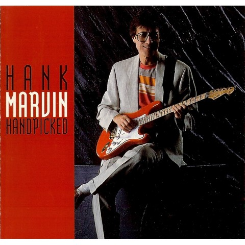 Hank Marvin - 'Handpicked'  CD