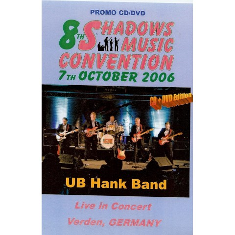 U B HANK BAND – LIVE IN 2006 - CD and DVD