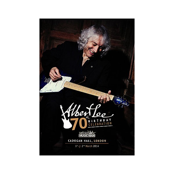 ALBERT LEE'S  '70th BIRTHDAY'  LIVE FROM CADOGAN HALL
