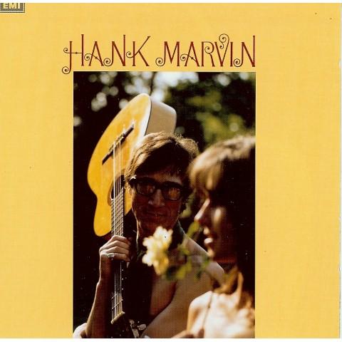 HANK MARVIN - HANK MARVIN -   CD