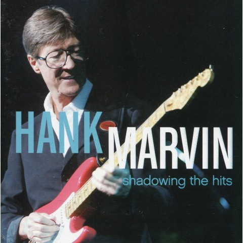 HANK MARVIN - SHADOWING THE HITS -  2CD
