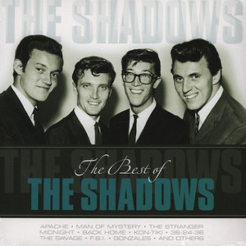 The Shadows - Best Of - LP - IMPORT 180g