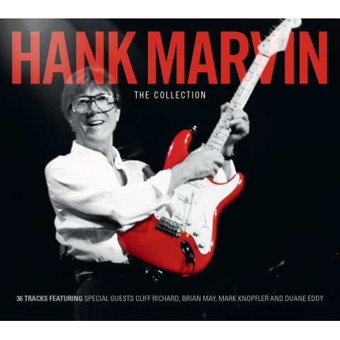 HANK MARVIN - COLLECTION - 2CD