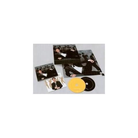 CLIFF RICHARD - 'BOLD AS BRASS' LIMITED EDITION  2-CD Set + Jigsaw Puzzle
