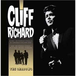 Cliff Richard & The Shadows - A Story Book Career - Eine Internationale BilderbuchkarriereGebundene - Book.