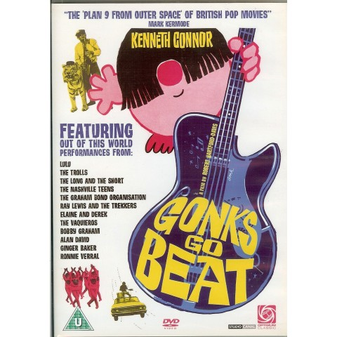 Gonks Go Beat - Musical Film - DVD