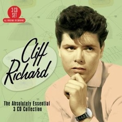 CLIFF RICHARD - ABSOLUTELY ESSENTIAL COLLECTION - 3CD SET