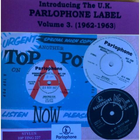 Introducing the UK Parlophone Label - Volume 3 '62 - '63 - CD - Stylus