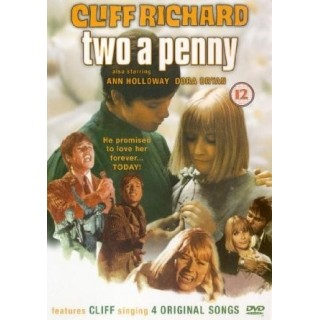 CLIFF RICHARD - TWO A PENNY - DVD