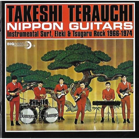 TAKESHI TERAUCHI - NIPPON GUITARS - CD