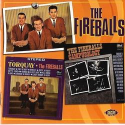 FIREBALLS - TORQUAY / CAMPUSOLOGY - CD